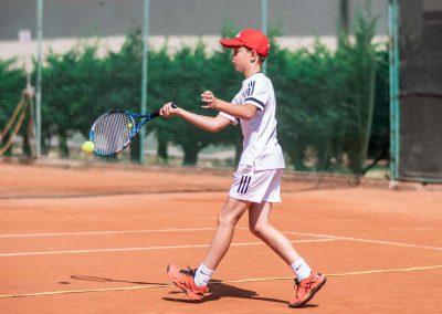 Daniel Panajotti tennis