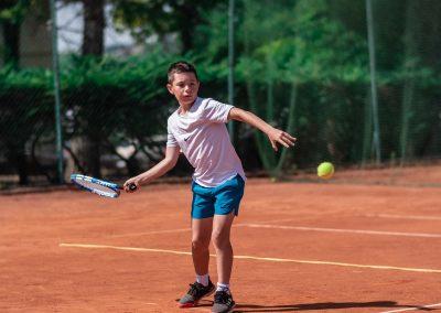 Daniel Panajotti tennis accademia