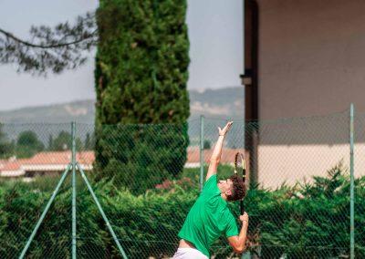 Daniel Panajotti Tennista