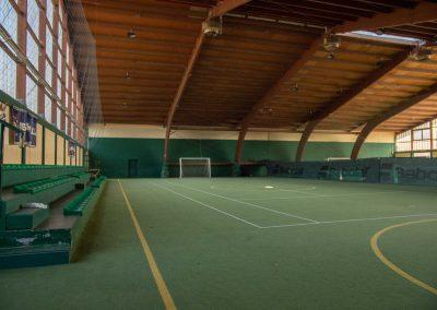 Daniel Panajotti Campo da tennis