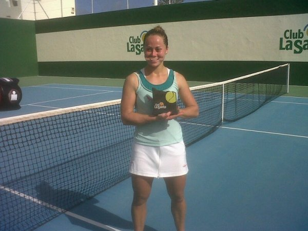 ITF TINAJO – $ 10.000 Grymalska vince a Lanzarote