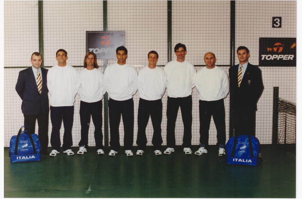 Padel, da Argentina 1994 a Qatar 2021: la storia della Nazionale italiana ai Mondiali.